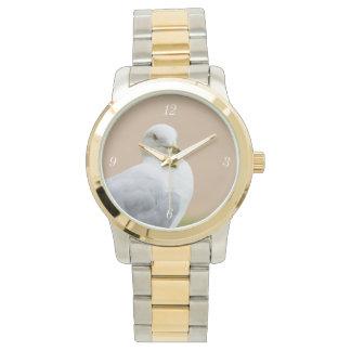 Heraus schauen armbanduhr