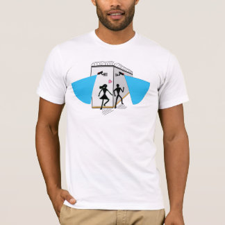 heraus schleichen T-Shirt