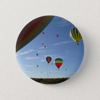 Heraus spähen runder button 5,7 cm