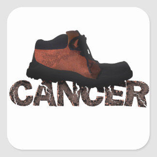 Heraus stampfen Krebs - multi Produkte Aufkleber