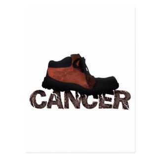 Heraus stampfen Krebs - multi Produkte Postkarten