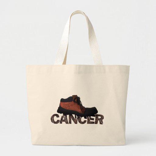 Heraus stampfen Krebs - multi Produkte Tasche