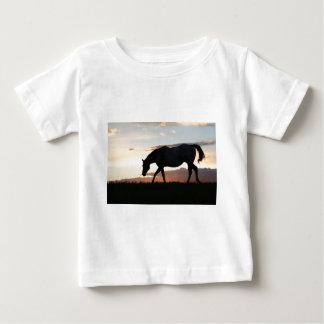 Heraus treten baby t-shirt