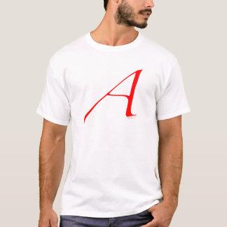 Heraus und stolzer Atheist T-Shirt