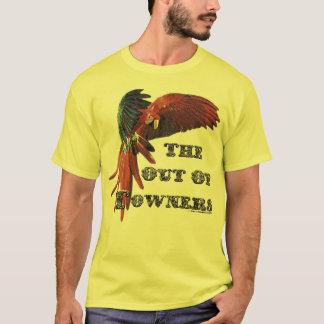 Heraus-Von-Towners - Scarlett Macaw T-Shirt