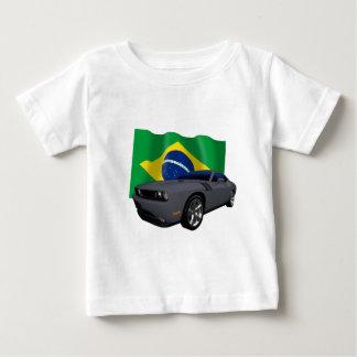 Herausforderer Brasilien Baby T-shirt