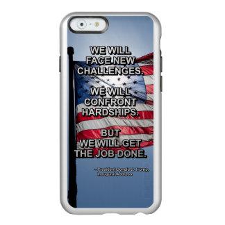 HERAUSFORDERUNGEN DES GESICHTS-PRES45 INCIPIO FEATHER® SHINE iPhone 6 HÜLLE