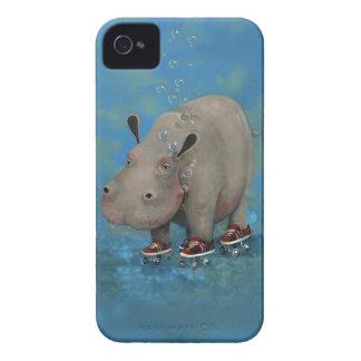 Herbert der Flusspferd iPhone 4/4s Fall iPhone 4 Case-Mate Hülle