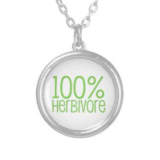 Herbivore 100% versilberte kette