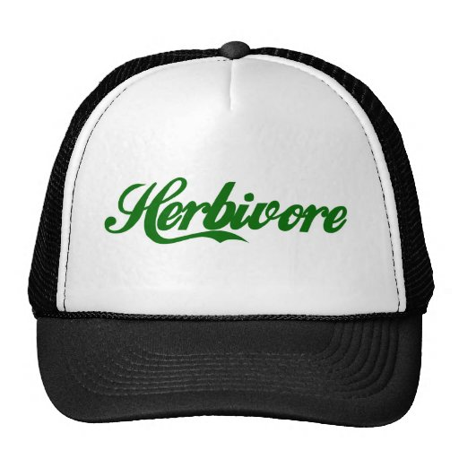 Herbivore Baseballcap