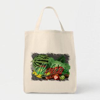 Herbivore-Vegetarier vegan Tragetasche