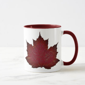 Herbst-Ahorn - Rot Tasse