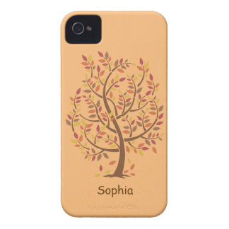 Herbst-Baum iPhone 4 Hüllen