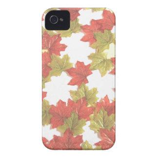 Herbst-Blätter addiert Fotos iPhone 4 Hüllen