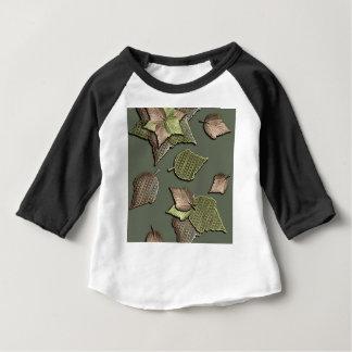 Herbst-Blätter Baby T-shirt