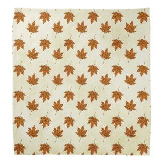 Herbst-Blätter Halstuch