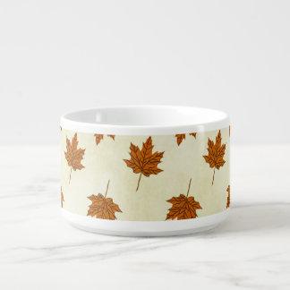 Herbst-Blätter Kleine Suppentasse