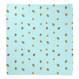 Herbst-Blätter Kopftuch