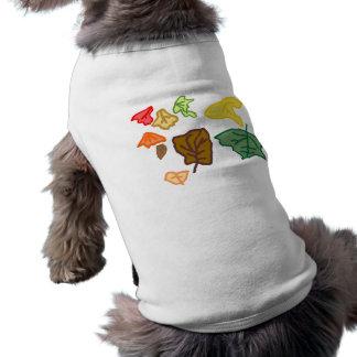 Herbst-Blätter T-Shirt