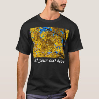 Herbst-Blues T-Shirt