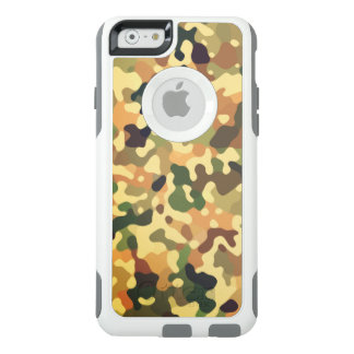 Herbst-Camouflage-Herbstfarben OtterBox iPhone 6/6s Hülle