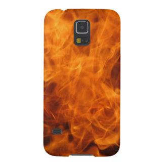 Herbst-Feuer Galaxy S5 Hüllen