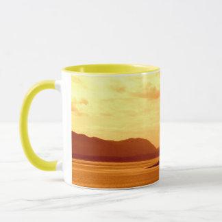 Herbst-Flammen Tasse