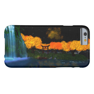 Herbst flammt iPhone 6/6s kaum dort Telefon-Kasten Barely There iPhone 6 Hülle