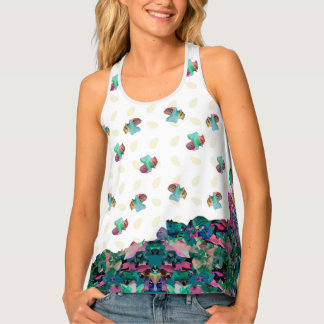 Herbst-Glamour Tanktop