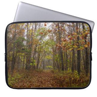Herbst-Glück Laptopschutzhülle