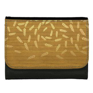 Herbst-Gold verlässt Muster
