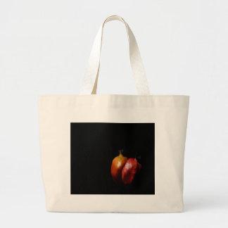 Herbst-Granatapfel Jumbo Stoffbeutel