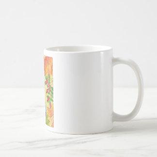 Herbst-Häschen durch Pfefferminz-Kunst Kaffeetasse