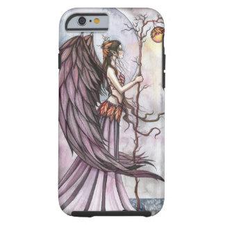 Herbst-helle gotische Fantasie-Fee-Kunst Tough iPhone 6 Hülle
