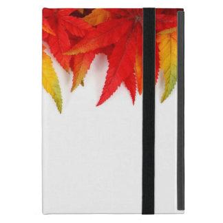 Herbst/Herbstlaub-Feuer färbt Ipad Abdeckung Schutzhülle Fürs iPad Mini
