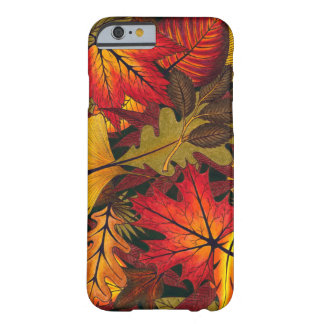 Herbst/Herbstlaub - iPhone Fall/Abdeckung Barely There iPhone 6 Hülle