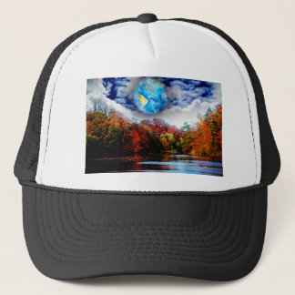 Herbst Impressionenen Truckerkappe