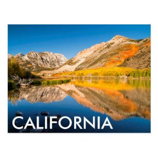 Herbst in Nordsee, Kalifornien Postkarte