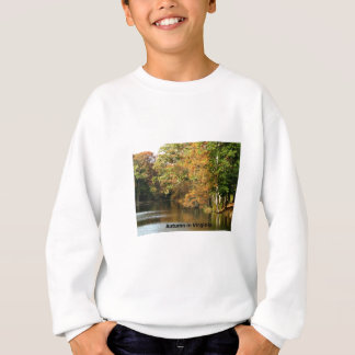 Herbst in Virginia Sweatshirt