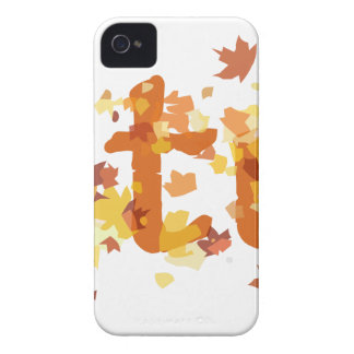 Herbst iPhone 4 Case-Mate Hülle