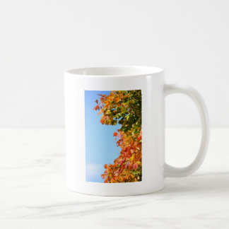 Herbst Kaffeetasse