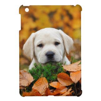 Herbst Labrador iPad Mini Hülle