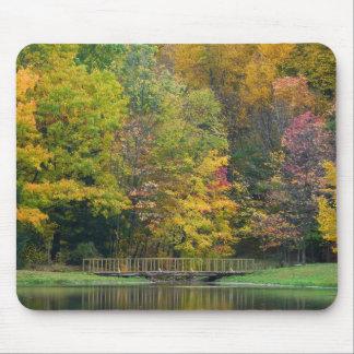 Herbst-Landschaft der sieben Mauspads