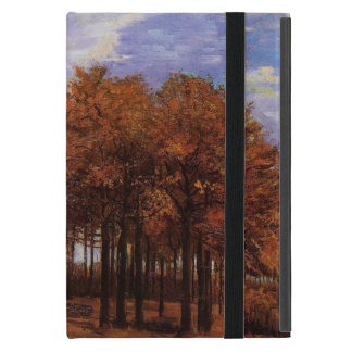 Herbst-Landschaft durch Van Gogh. iPad Mini Schutzhülle