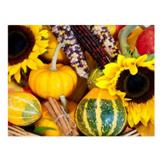 Herbst-Prämie Postkarte
