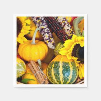 Herbst-Prämie Servietten