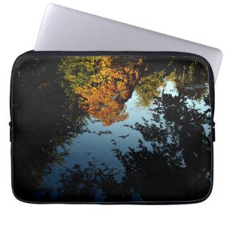 Herbst-Reflexions-Laptop-Hülse Laptopschutzhülle