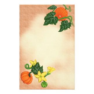 Herbst-Segen ~Pumpkin Patch~ Briefpapier