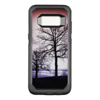 Herbst-Sonnenuntergang OtterBox Commuter Samsung Galaxy S8 Hülle