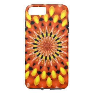 Herbst-Sternexplosion-Telefonkasten iPhone 8 Plus/7 Plus Hülle